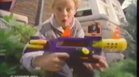 Nerf Sneak Shot Ad (1994)