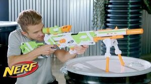 'NERF Modulus LongStrike' Official Short - Behind the Blaster