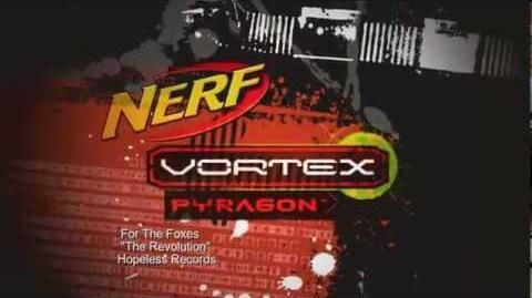 Hasbro - Nerf Vortex Pyragon