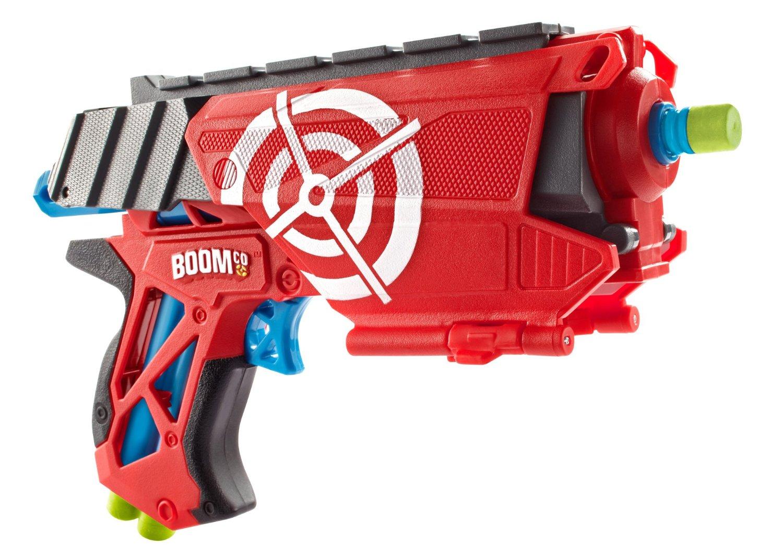 Nerf & Boomco Gun Bundle (toys)