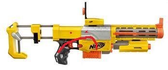 WORST: HULK NERF GUN