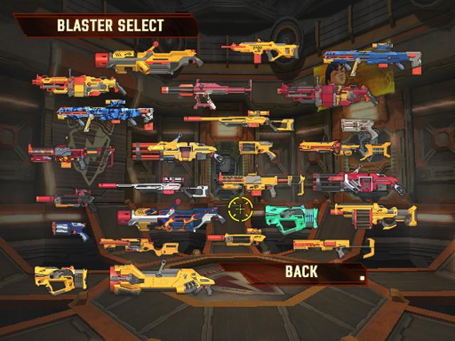 Controller Aufsatz: Light Gun / Pistole / Phaser / Blaster Switch Shot EX-3