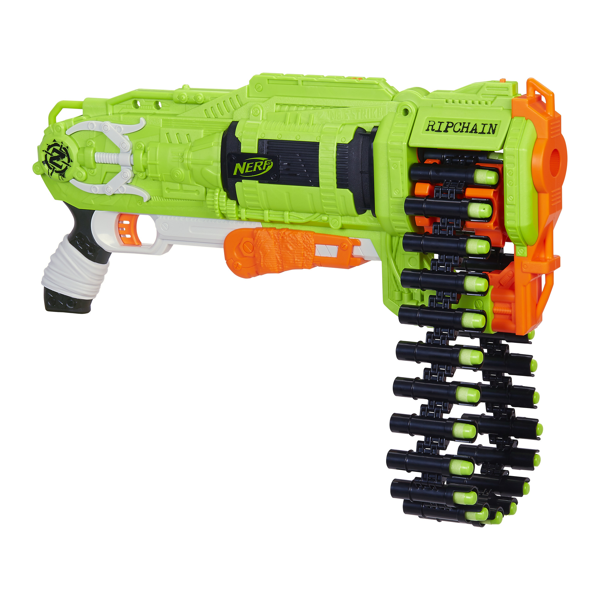 Ultimate List of NERF Guns | Nerf BioSquad Zombiestrike Abolisher