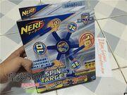 Spin target