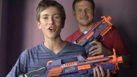 NERF N Strike Elite RapidStrike The Waterfall