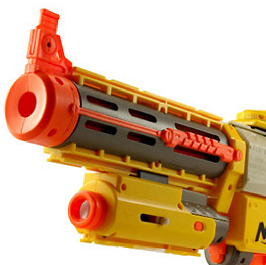 Nerf N Strike Modulus Review