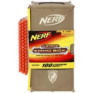 Ammo box streamline darts