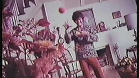 Monkees Nerf Ball commercial 1970