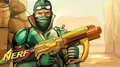 NERF - Doomlands 2169 Episode 2 'The Sea of Dust'