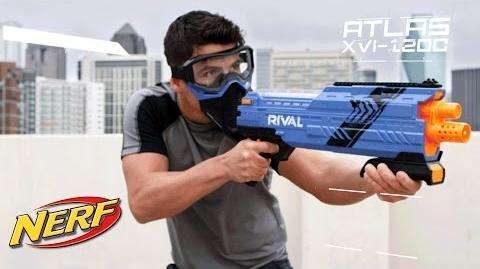NERF Rival - 'World Of' Official T.V