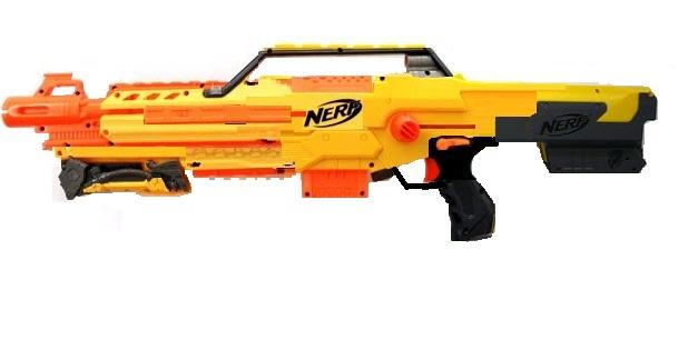 Nerf Longblast