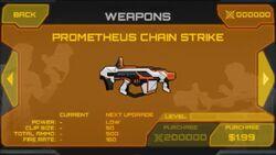 PrometheusChainStrike