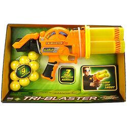 Tri-blaster