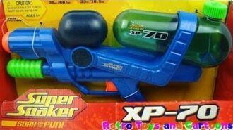 Super Soaker XP 70 Hasbro 1998 Commercial Retro Toys and Cartoons