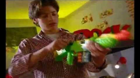 BuzzBee Ruff Stuff Air Blasters Werbespot 2