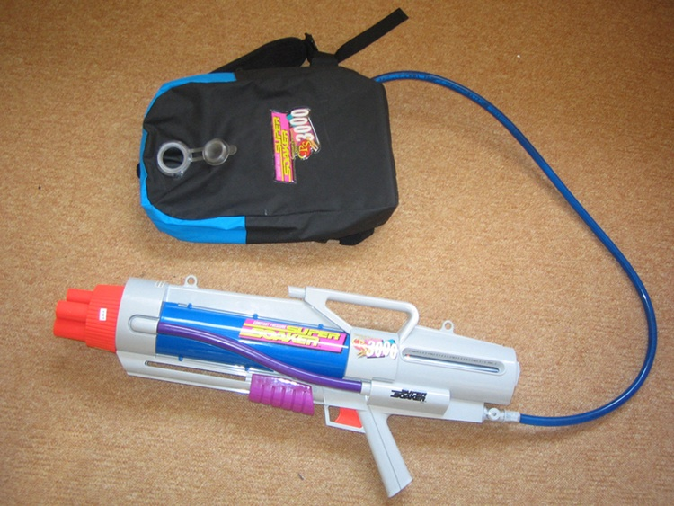 Cps 3000 Nerf Blaster Wiki Fandom Powered By Wikia