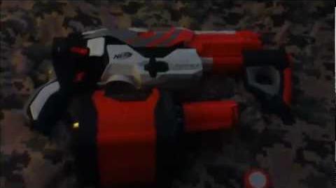 Cckuczerkidss' Nerf Vortex LEAKED Pyragon video.
