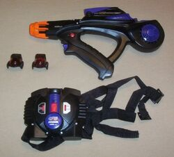 Stinger Set Gear Web
