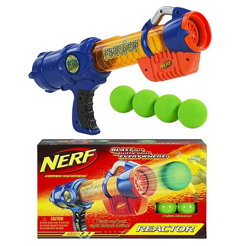 Ball blasters nerf blaster wiki fandom powered by wikia reactor sciox Image collections