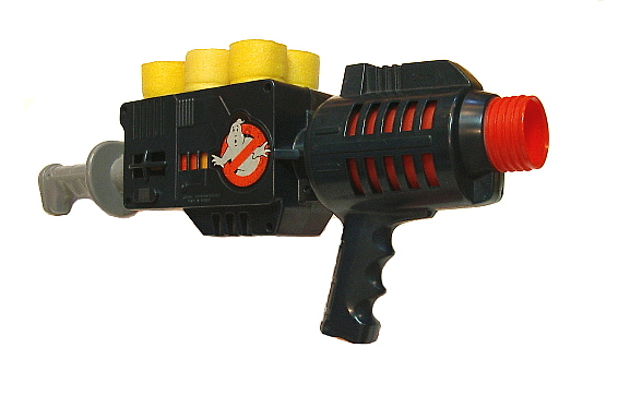 Ghostbusters Pop Gun