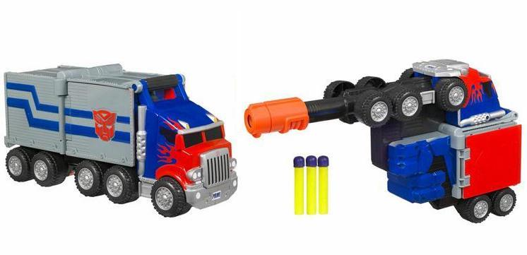 """SG Nerf: Nerf Barricade """"Transformers Bumblebee Edition"""" - Review!"""
