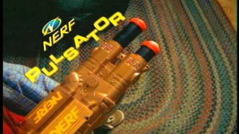 Toys Nerf Pulsator