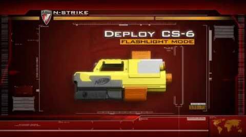 Nerf 2010 Commercial - N-Strike Deploy CS-6 Blaster