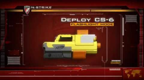 Nerf 2010 Commercial - N-Strike Deploy CS-6 Blaster