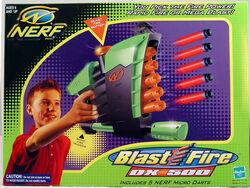 Blastfire