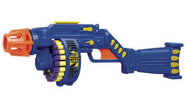 Adventure Force Scorpion Motorized Gatling Blaster auto kids toy gun 20  drafts | eBay
