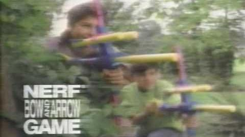 Nerf Bow And Arrow Commercial