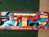 Quickfire Auto Fed Belt Blaster