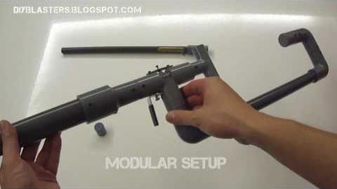 SGN R-Series Blaster - R3L Demo