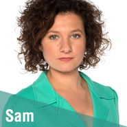 Thuis personages sam 300