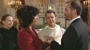Bruiloft van Waldek Kozinsky en Rosa Verbeeck