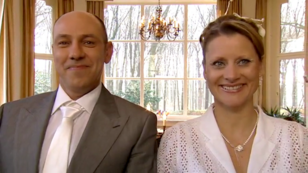 Bruiloft van Eric Bastiaens en Martine Lefever
