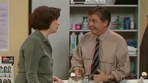 Relatie van Walter en Rosa
