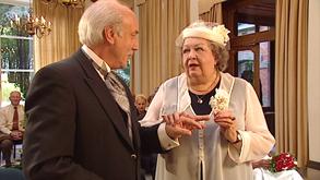 Bruiloft van Roger Van de Wiele en Florke Rousseau