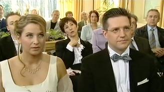 Bruiloft van Jan Reimers en Eva Verbist