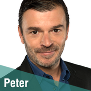 Thuis personages peter 300