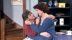 Relatie van Luc en Rosa