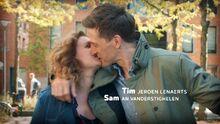 Liefdesrelatie van Tim en Sam