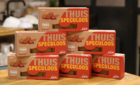Thuis ontbijt speculoos