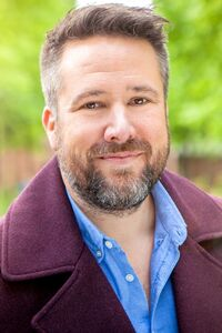 Dieter Portret 2019
