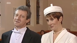 Bruiloft van Luc Bomans en Leontien Vercammen