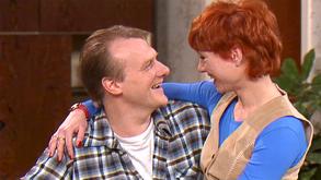 Liefdesrelatie van Frank en Simonne