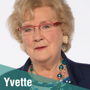 Thuis personages yvette 300