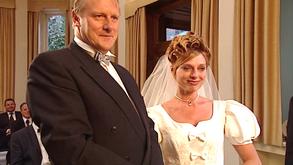 Bruiloft van Frank Bomans en Simonne Backx