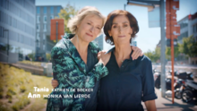 Liefdesrelatie van Ann en Tania