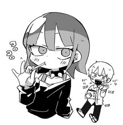 Happy-chan & haribote